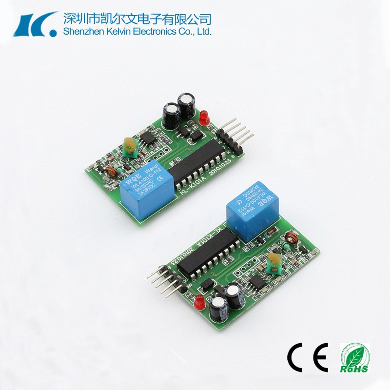 1 CH ON/OFF switch DC12V 3A RF Relay Controller KL-<strong>K101</strong>