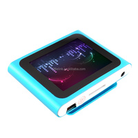 1.8 inch Touch LCD 6th gen free mp4 quran download 8GB player