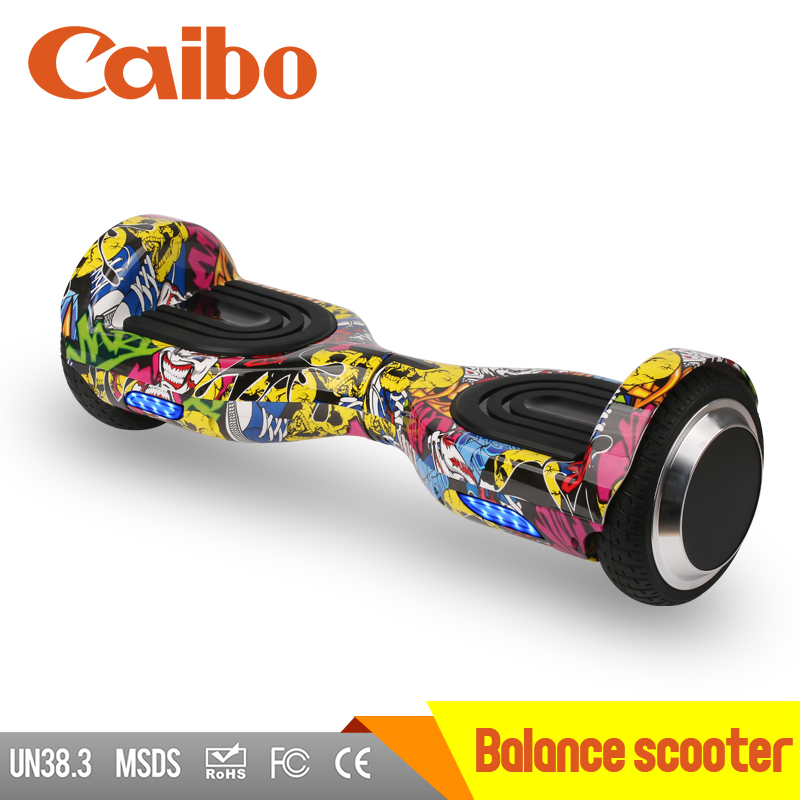 Two Wheels Self Balancing Scooter 2 Wheel Self Balance Hoverboard Electric Skateboard