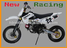 2014 New Dirt Bike Pitbike 140cc Motocross Minibike Off-road Motorcycle Pit Motard Racing KLX110 Big Foot Wheel Fiddy