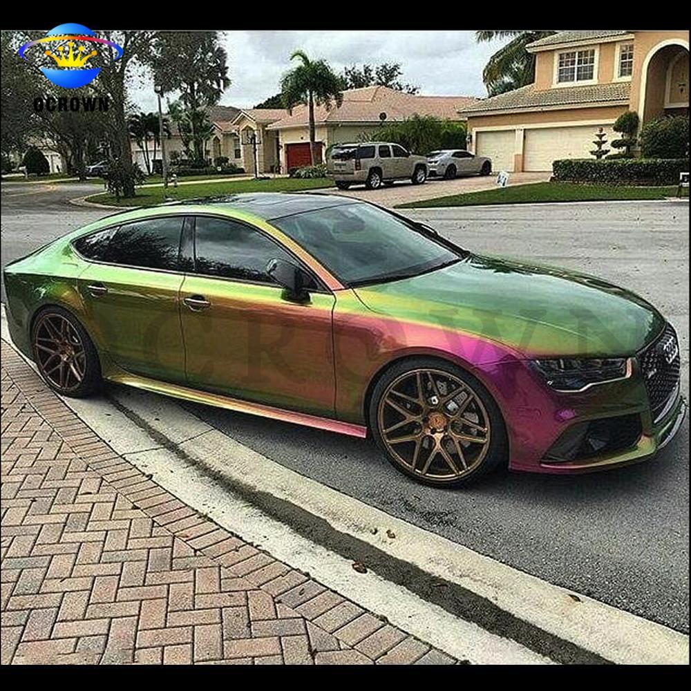 Pearlescent Car Paint >> Auto Paint Chameleon Pigment Pearl Pigment Color Shift Pigment For