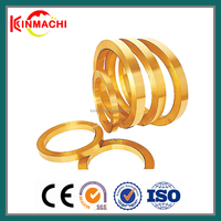 Reasonable Price Cu Zn Alloy H65 Copper Brass Strip C2680r