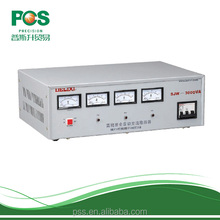 Home Automatic AC Voltage Stabilizer Circuit
