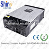 3kW off grid pure sine wave hybrid solar Inverter DC to AC power inverter UPS Inverter system for home use