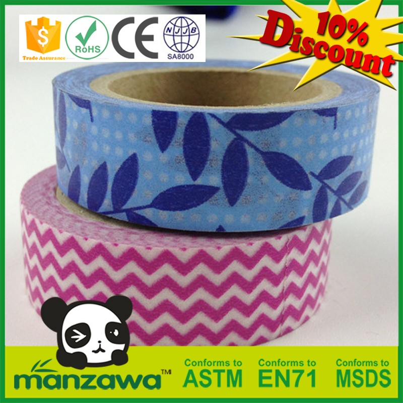 washi tape company 15mmx10m decorative washi tape