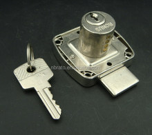 RC-127 Zinc Alloy Cabinet and Desk Drawer Lock with Master Key