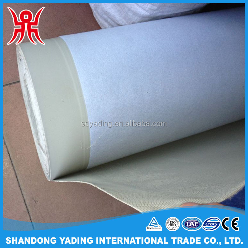 1.5mm High quality low price pvc roofing rolls waterproof membrane