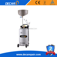 Decar Professional Pneumatic waste oil collector / drainer / Oil Extractors