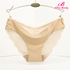 Lover-Beauty Underwear Cheap Nude Color Stock Lady Panty French Girls Knicker Elastic
