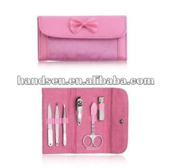6pcs manicure set