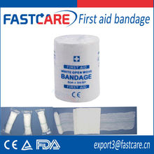 CE approved medical bandage compression bandage first aid