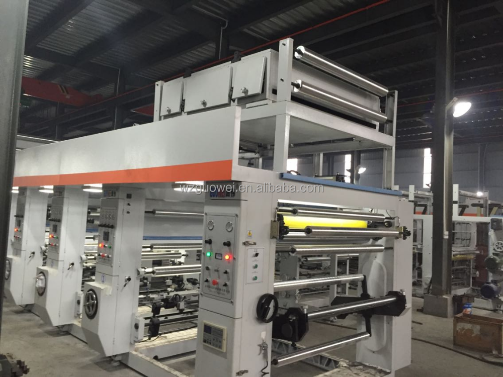 ASY-C Most Popular Automatic ARC Rotogravure Printing Machine Price