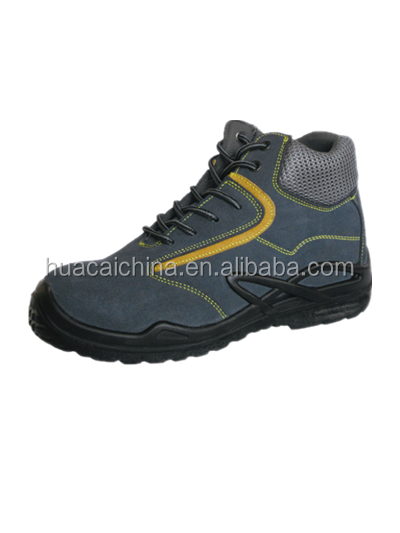 Steel toe cap safety shoe with factory price, safety shoes in good quality for worksman