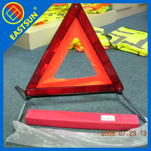 Eastun Hot Selling Shape Triangle Warning Sgin Emergency Sign Safety Warning Sign