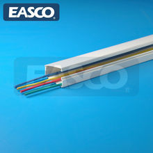 Hinged Cover Wiring Duct Cable Trunking by EASCO