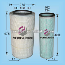 DOOSAN air filter 2474Y-9057 generator