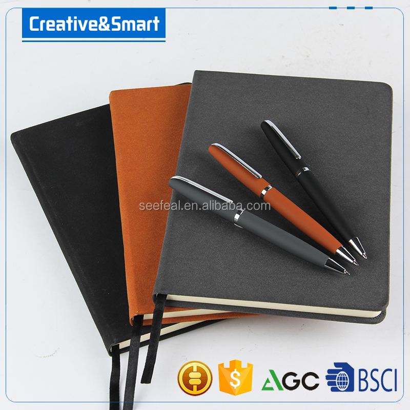 Life Essential Goods Writing Personalized Secret Book Executive Gift Set