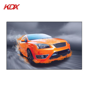 Customization Advertising Printing Type Plastic PET Lenticular 3D Car Posters