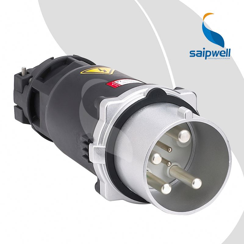 Saip/Saipwell made in China 250 amp silver plating industrial aluminun socket