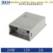 12v+switching+power+supply+adapter Rainproof/waterproof wall hanging Power Supply for CCTV