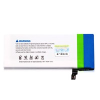 For iphone 5s 1560mAh 3.7V emergency mobile phone aaa battery