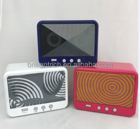 Loudspeaker with bluetooth