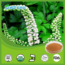Pure natural black cohosh extract.