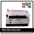 refill ink cartridge for hp 950 951 with reset chip For hp Officejet Pro 8600 Pro 8100 printer