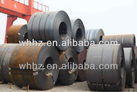 SAE1006 hot rolled mild steel coil S235JR SS400 A36 SS400