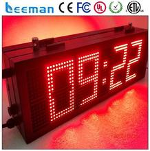 led gas display led curtain screen christmas countdown led alarm clock