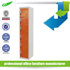 steel colorful six doors 6 tiers metal locker with safety lock