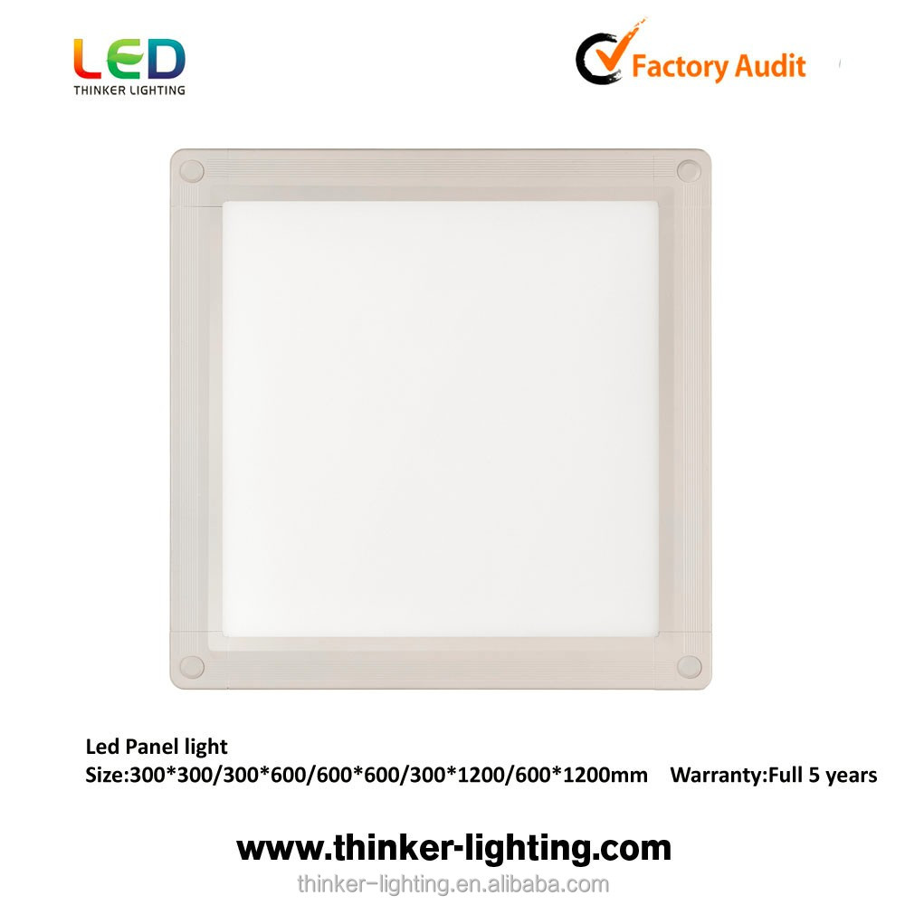 Input Voltage AC100v-240V 18w 300x300 living room white led panel light