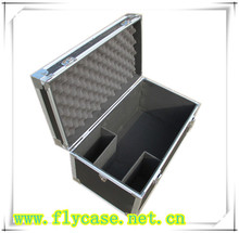 big capacity aluminum camera video hard case with foam,carrying aluminum camera case