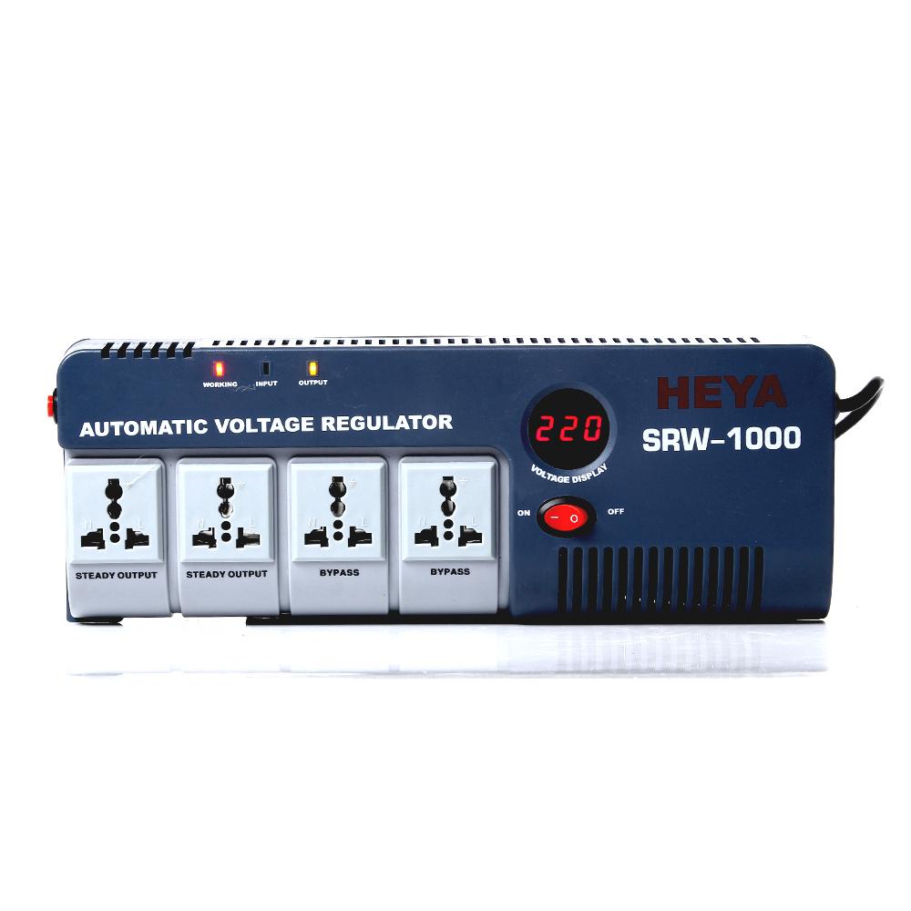 V Guard Stabilizer Circuit Diagram Wiring Library Voltage Regulators Protector 1kva Digital