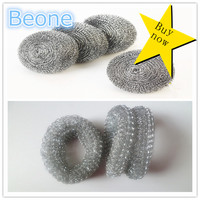 Professional galvanized pot scourer from China