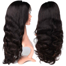 8a grade 150% and 180% density brazilian virgin hair lace front wig, human hair full lace wig with baby hair