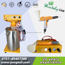 Hot sale electrostatic powder coating spray gun manufacturer