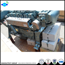 Steyr engine WD615.46C for boat