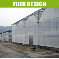 Fuer PC Agricultural Arched Muti Span