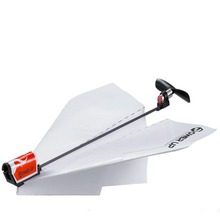 Hot sale children play electric paper plane