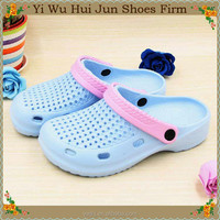 Novelty New Garden Woman Hole Shoes(HJW294)