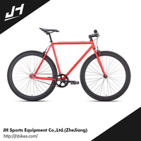 Wholesale Low Price High Quality Bike With ISO4210 Cerfication Iron 700C Sports Fixed Gear Bike