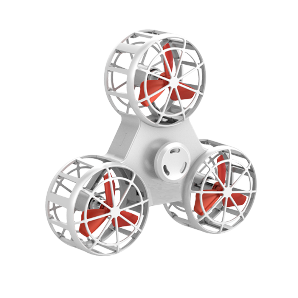 Drone Interactive 360 wind hand finger flying spinner fidget spinner