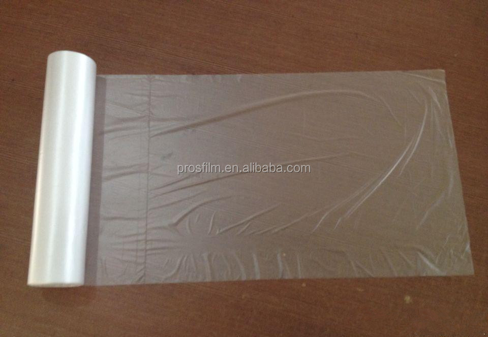 blow moulding type HDPE tube film