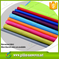 Wedding disposable material,Nonwoven Fabric for Chair Cover, Flower and Gift Package