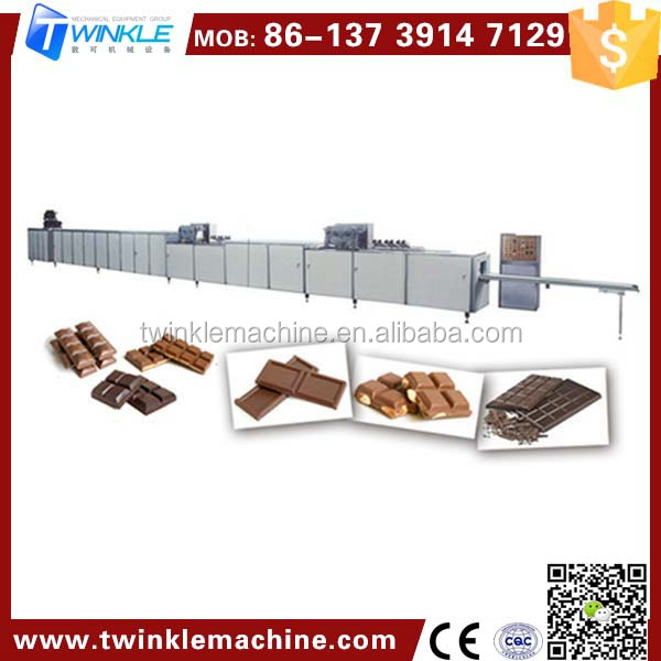 TK500 CHOCOLATE MAKING MACHINE PRODUCTION LINE