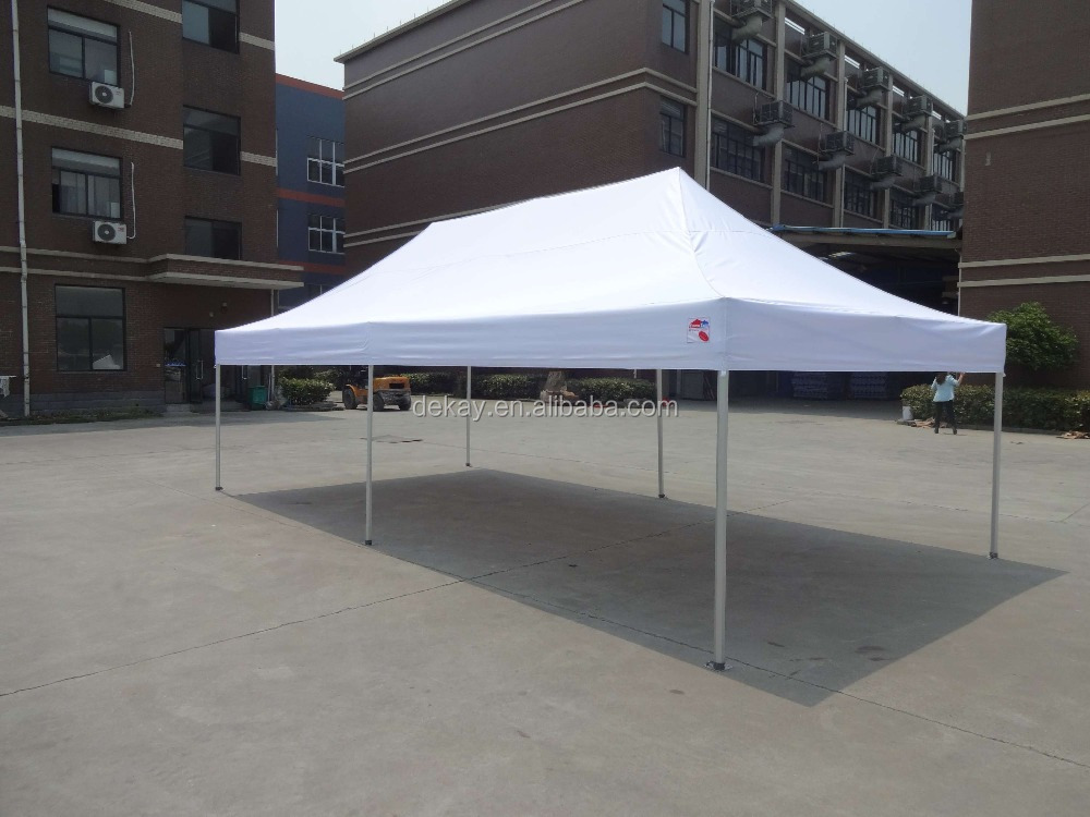 4x8m heavy duty aluminum pop up canopy tent/outdoor water proof party marquee