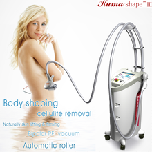 2016 Vacuum RF Kuma Shape 3 Body Fat Reduction/Cellulite Removal Roller Massage Velashape with the best price