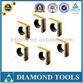 CCMW series cutting tools one tip cbn indexable insert