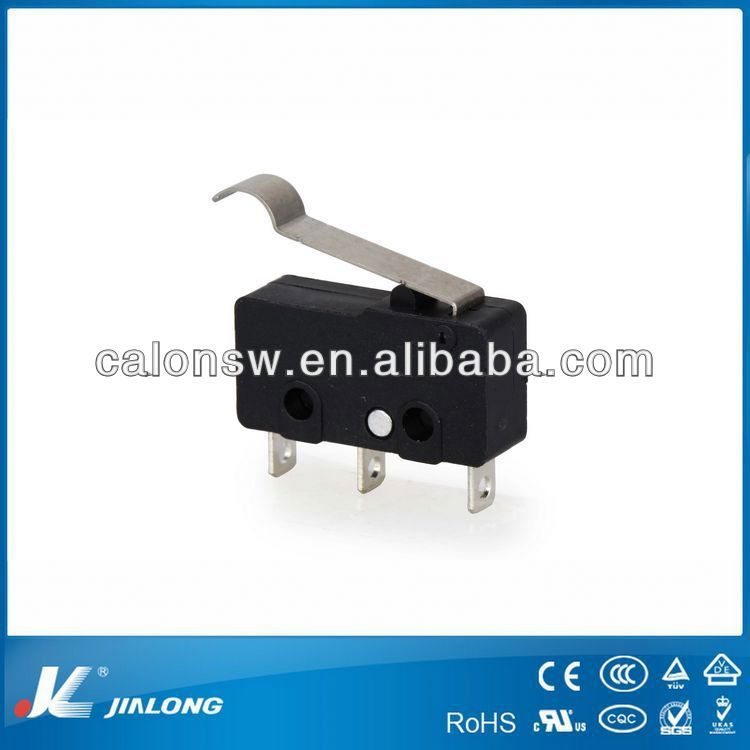 normal open 3pin electric micro switch
